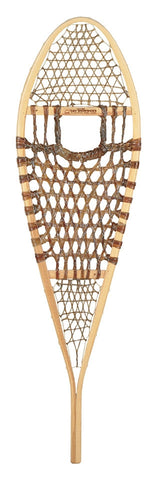 Huron Traditional Wood Snowshoe