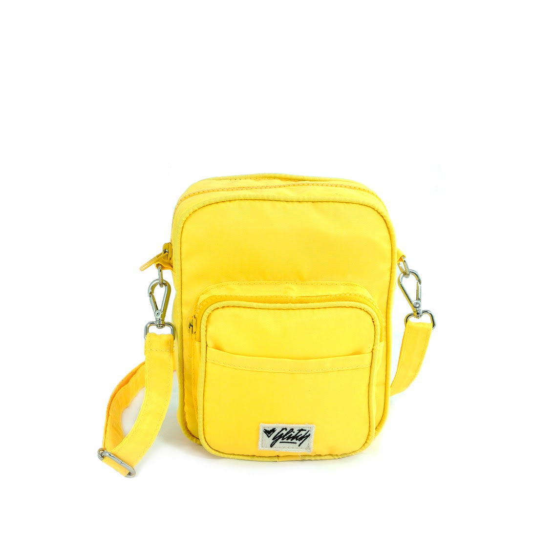 Shoulder Bag BLK LBL | Nylon Amarelo