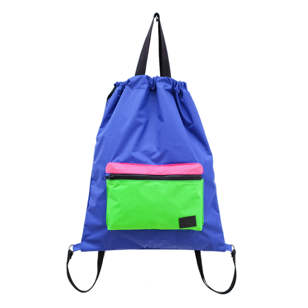 GLITCH ONLINE MOCHILA SACO MICK NYLON COLORIDA