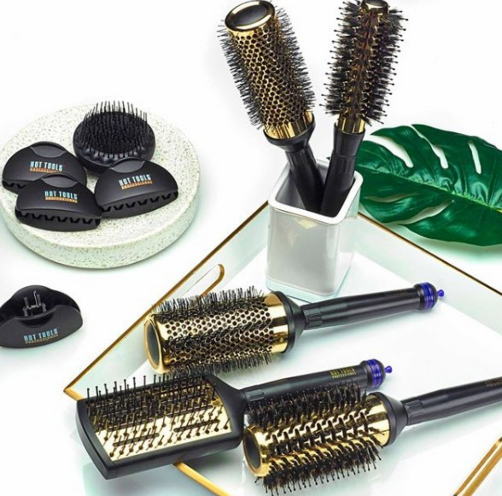 Thermal Paddle Brush