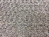 "Cut and Loop Charcoal ""Weave"" Rug"