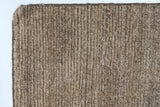 Light Brown Hemp Area Rug