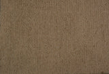 Tan Wool Soumak Area Rug