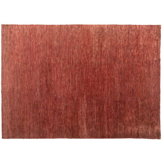 Red Jute Area Rug