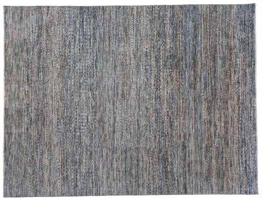 Soft Melody Collection Grey and Beige Contemporary Rug