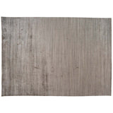Zen Collection Beige and Silver Rug