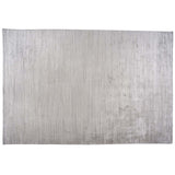 Zen Collection Silver Rug