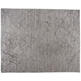 Web of Gray Rug