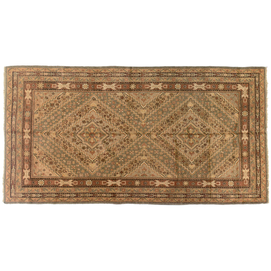 Antique Khotan Area Rug