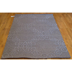 Indian Silver Rug