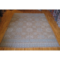 Light Blue All Over Design Rug
