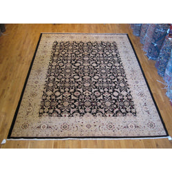 Black Pakistani Rug
