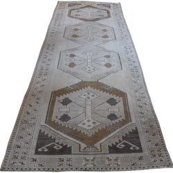 Beige Turkish Runner