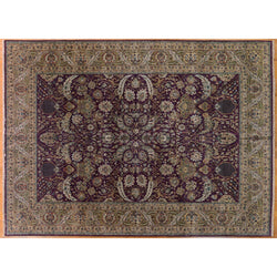 Traditional Mahal Style Area Rug