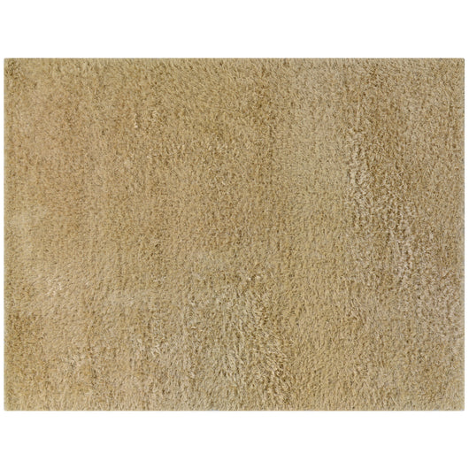 Gold Shaggy Rug