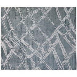 Gray Weave Rug