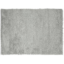 Gray Shaggy Rug