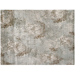 Abstract Damask Design Rug
