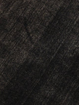 Charcoal Lorri Buff Wool Area Rug