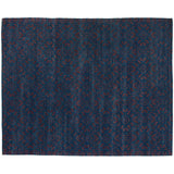 Moden Navy Blue Rug San Francisco