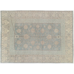 Pomegranate Design Khotan Rug