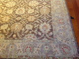 Traditional Pakistani Floral Rug