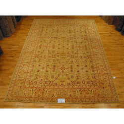 Beige Pakistani Traditional Rug