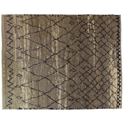 Taupe Moroccan Rug