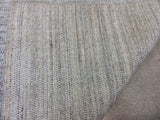 Zen Collection Blue and Beige Rug