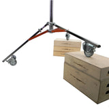 Hi-Hi Overhead Roller Stand  With Rocky Mountain Leg