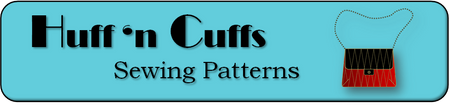 Huff 'n Cuffs Sewing Patterns