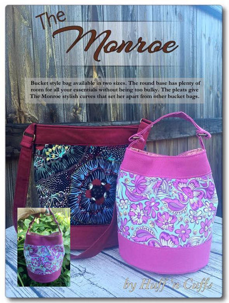The Monroe Bucket Bag