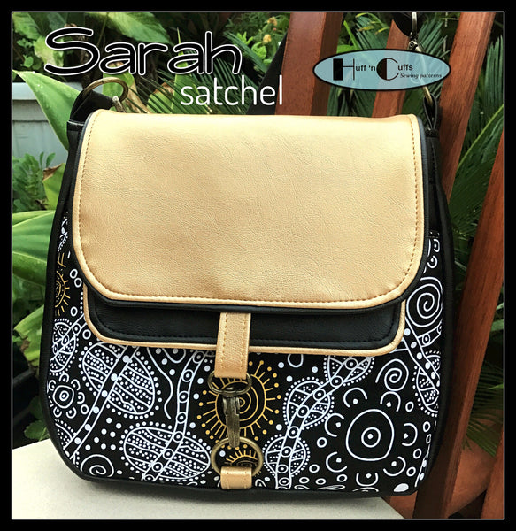 Sarah Satchel Bag