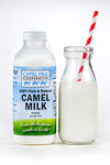 Pure, Frozen, Pasteurized Camel Milk - 6 Pack One Pint Bottles, $12/pint. $72 FROZEN