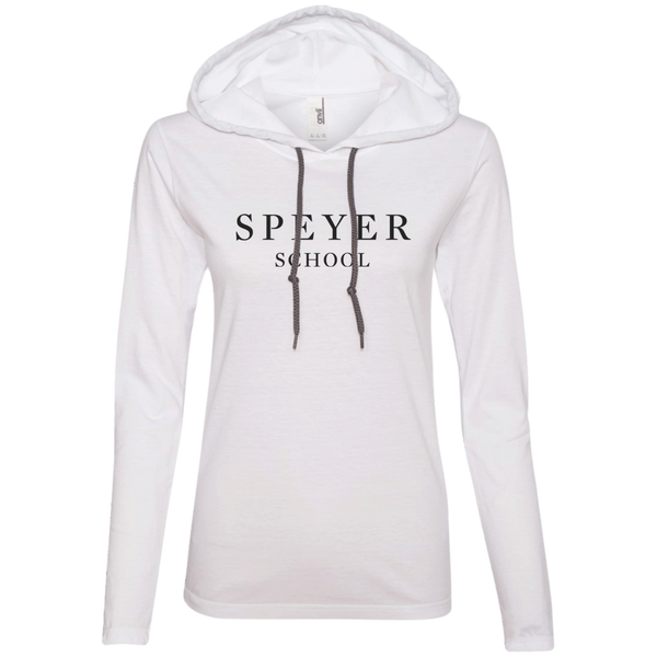 Cotton Hoodie for Women - White