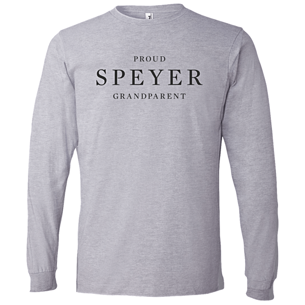 Proud Speyer Grandparent, Long Sleeve Shirt