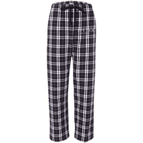 Flannel PJ Pants for Students