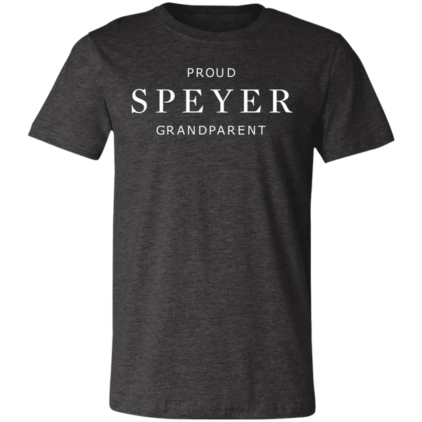 Proud Speyer Grandparent T-shirt