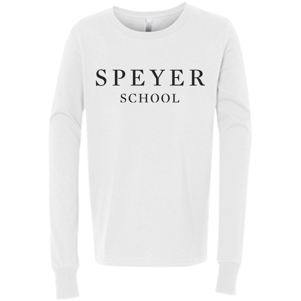 Jersey Long Sleeve Shirt for Students