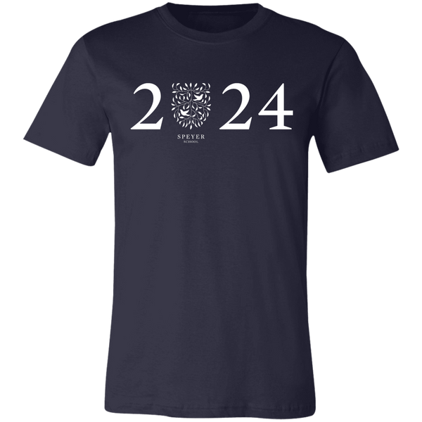 Class of 2024 T-Shirt, XS-2XL