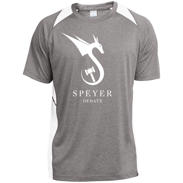 Speyer Debate Performance T-Shirt, YXS/YS/YM/YL/YXL