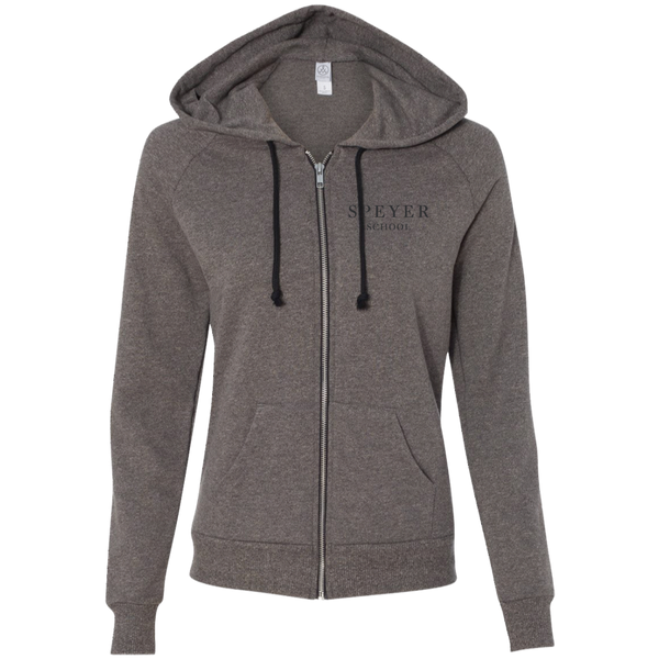 French Terry Full Zip for Women