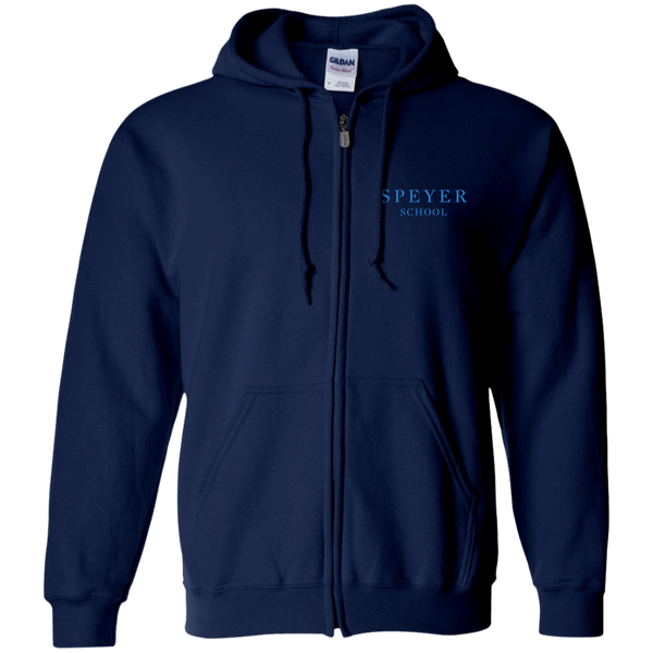 Speyer Zip-up Hooded Sweatshirt