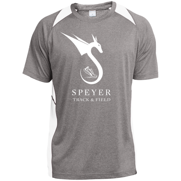 Speyer Track Performance T-Shirt, YXS/YS/YM/YL/YXL