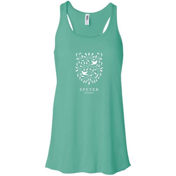 Flowy Racerback Tank for Women