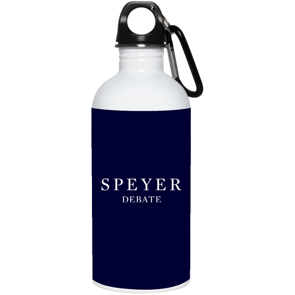Debate - 20 oz. Stainless Steel Water Bottle
