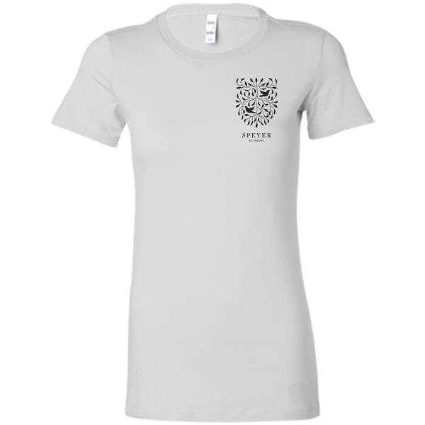 Cotton T-Shirt for Women - White