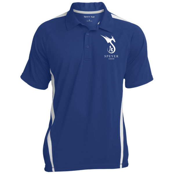 Chess – Colorblock 3-Button Polo