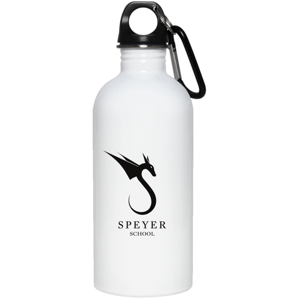 Dragon 20 oz. Stainless Steel Water Bottle
