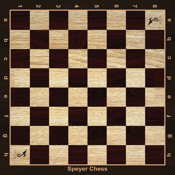 Speyer Dragon Mousepad Tournament Chess Board